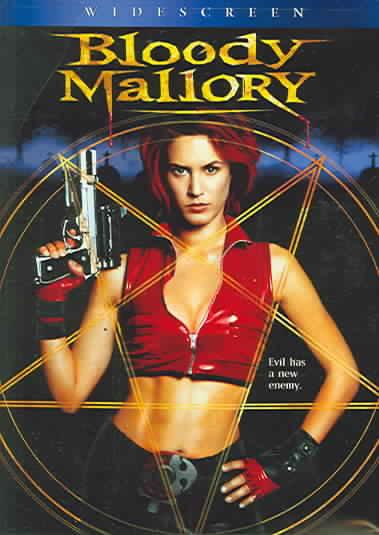BLOODY MALLORY BY BONAMY,OLIVIA (DVD)