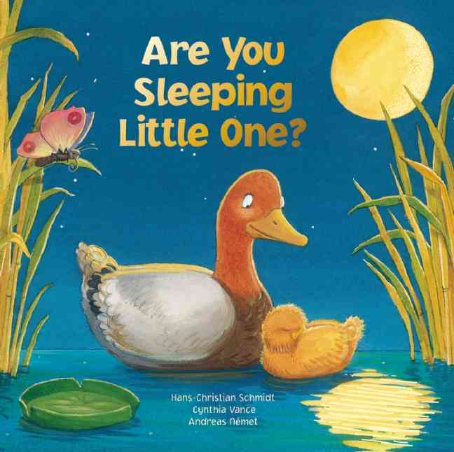 Are You Sleeping Little One By Schmidt, Hans-Christian/ Nemet, Andrea (ILT)/ Vance, Cynthia/ Lindgren, Laura (TRN)